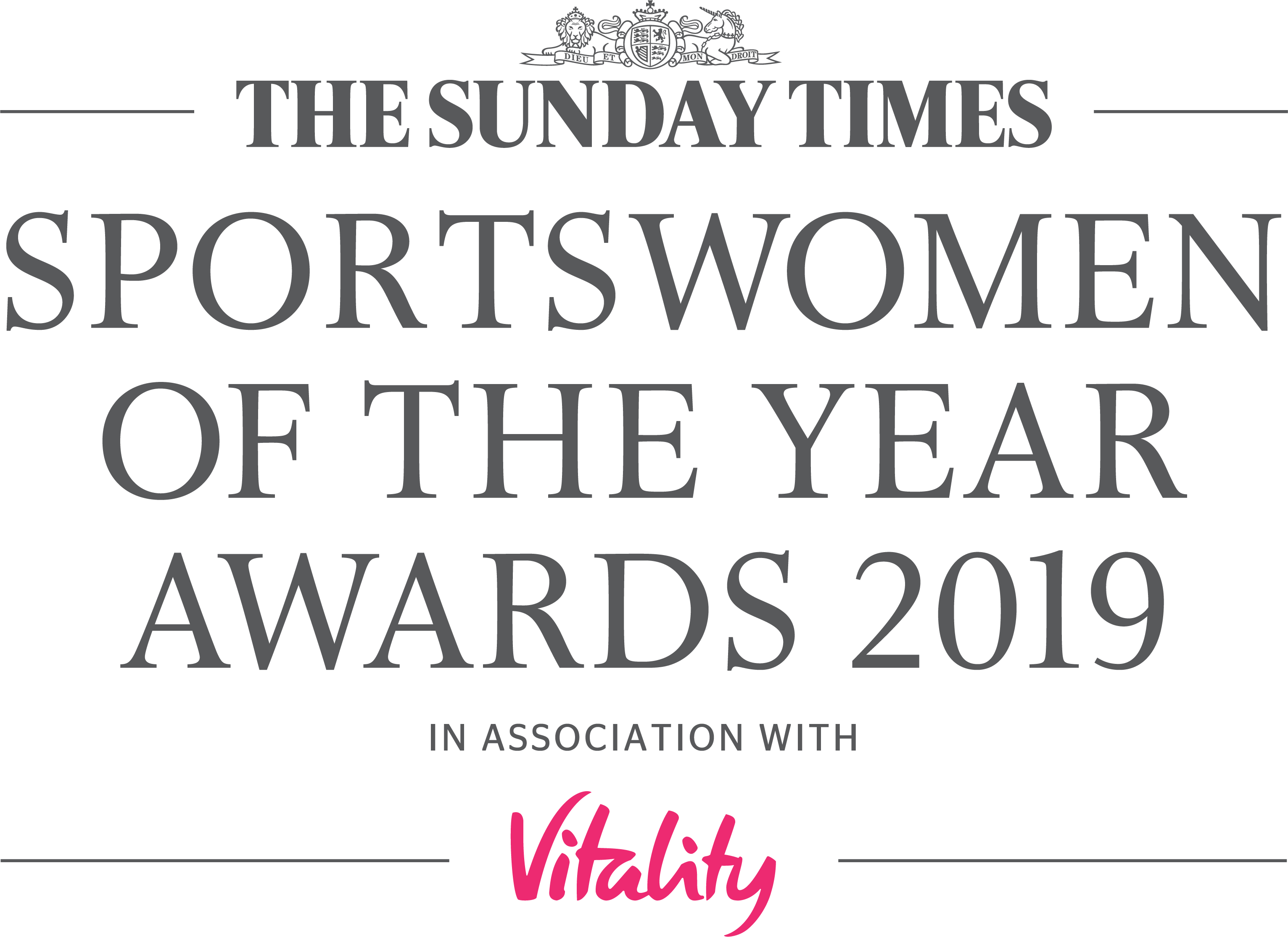 Sportswomen of the Year Awards 2019